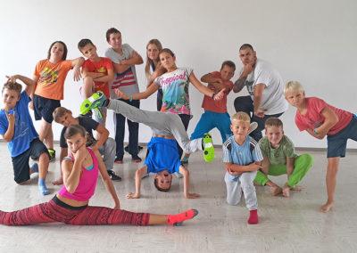 Moj klub - BREAK DANCE