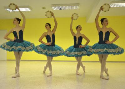 Esemraldine prijateljice balet Moj klub slovenia